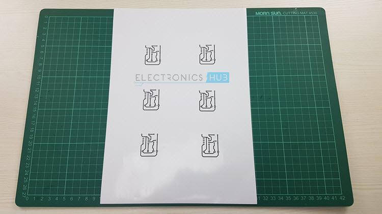 如何在家制作自己的PCB图片3
