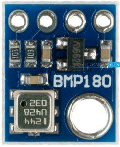 BMP180温度传感器