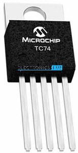 TC74温度传感器